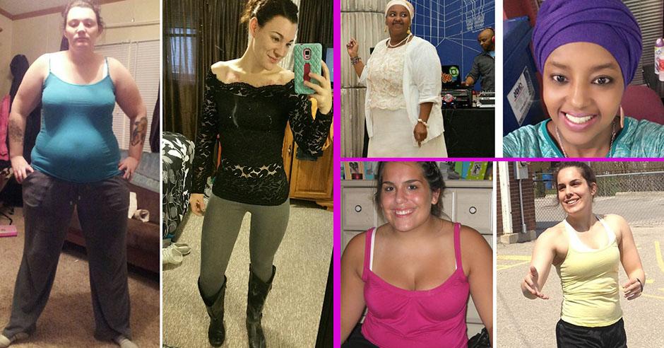 Кто и как похудел на 20 кг и более