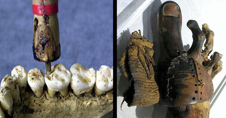 Самые необыЧные находки археологов.