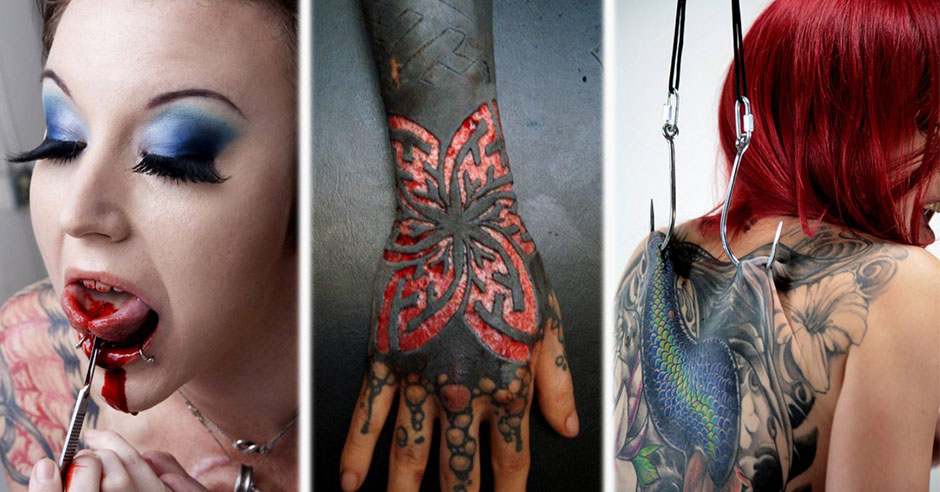 body modification As body modification has become more popular, and even mainstream, tattoos and piercings no longer challenge our norms the way they used to in past decades plastic surgery has risen out of the secretive shadows and.