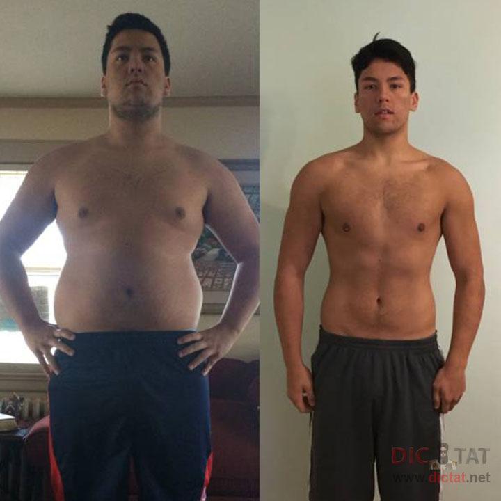 невероятное преображение программа похудения