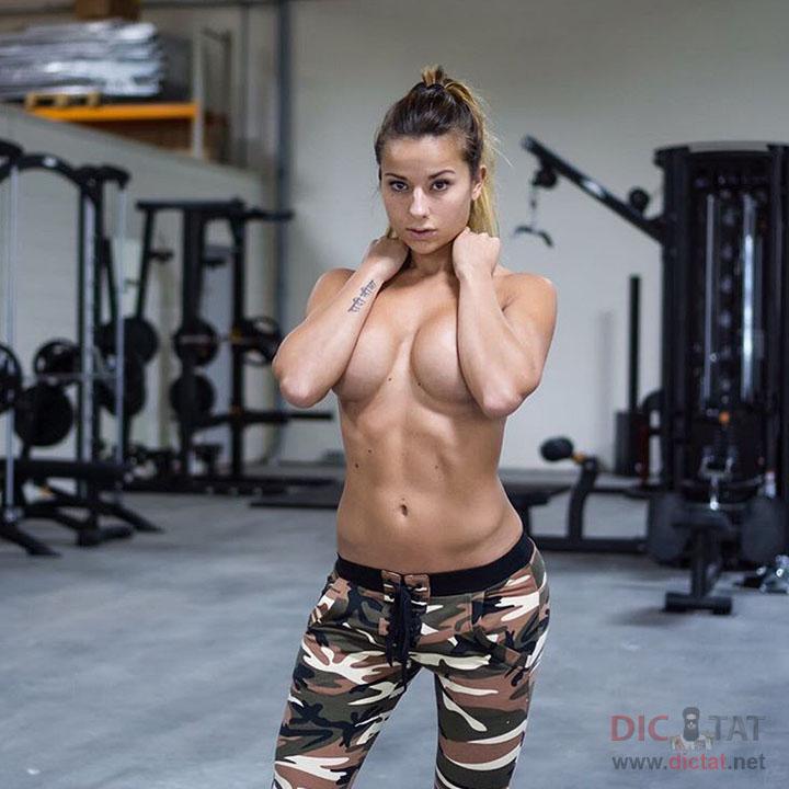фото моделей фитнес