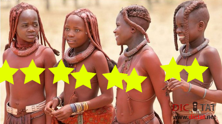 1. Самбия — племя, пьющее семя