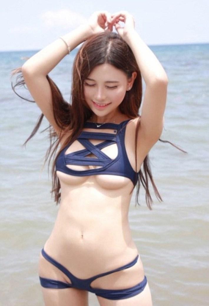 Самые эротические купальники мира — 5