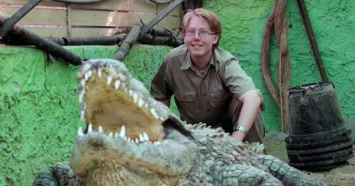 половой акт у крокодилов фото