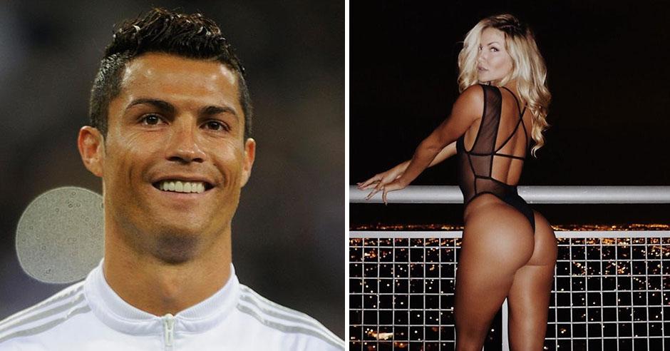 Cristiano Ronaldo In Prostitute Sex Shame
