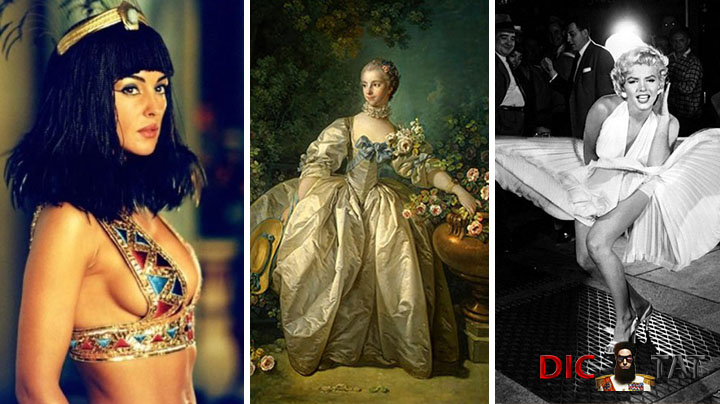 6 самых красивых женщин в истории, которые изменили мир