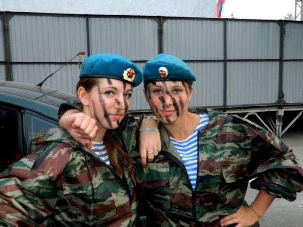 Бабы в русской армии видео фото 677-499