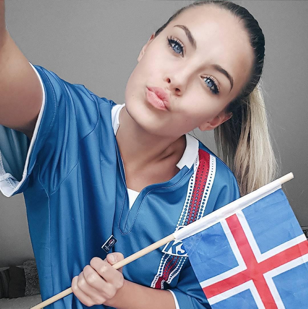 Исландские девушки пришли в восторг от того, что умеют наши мужчины