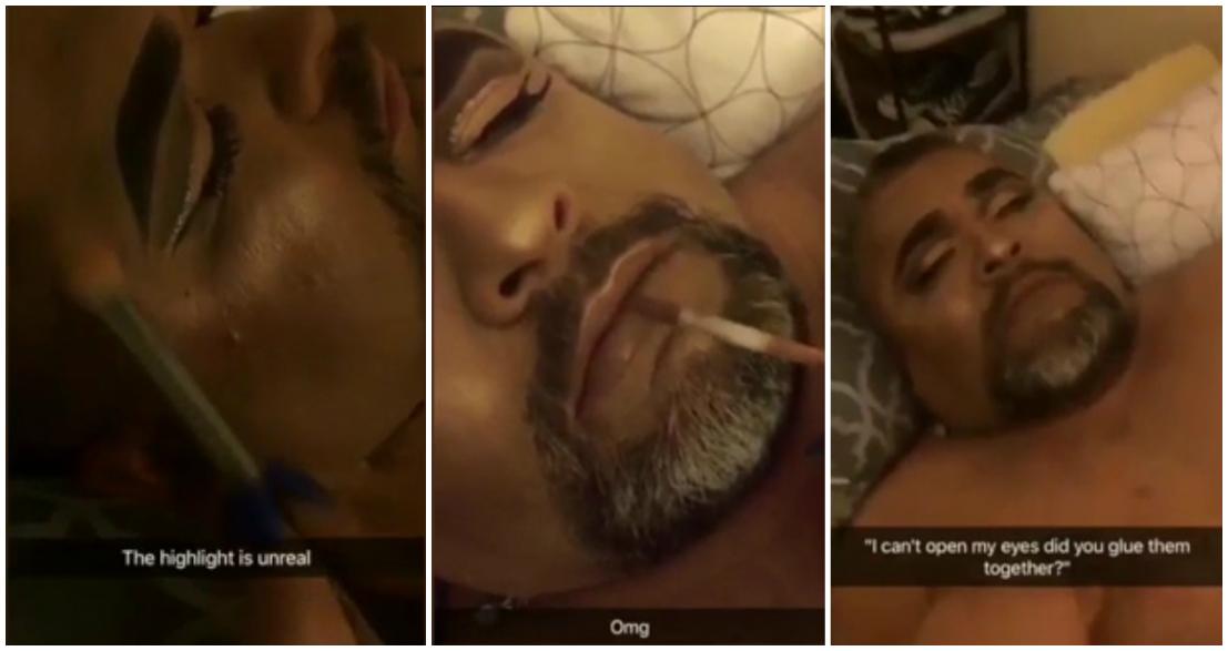 Пока он спал видео фото 106-815
